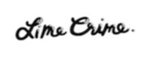 Lime Crime brand logo for reviews of online shopping for Cosmetics & Personal Care products