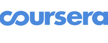 Coursera brand logo for reviews of Education