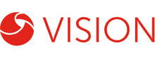 Vision brand logo for reviews of online shopping for Homeware products