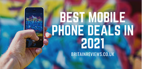 thumbnail Best mobile phone deals in 2021