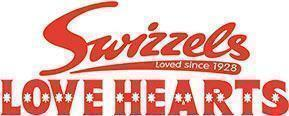 Swizzels | Love Hearts brand logo for reviews of food and drink products