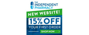 The Independent Pharmacy  brand logo for reviews of online shopping for Cosmetics & Personal Care products