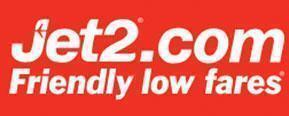 Jet2.com brand logo for reviews of travel and holiday experiences