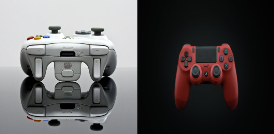 The battle continues: Sony vs. Microsoft!